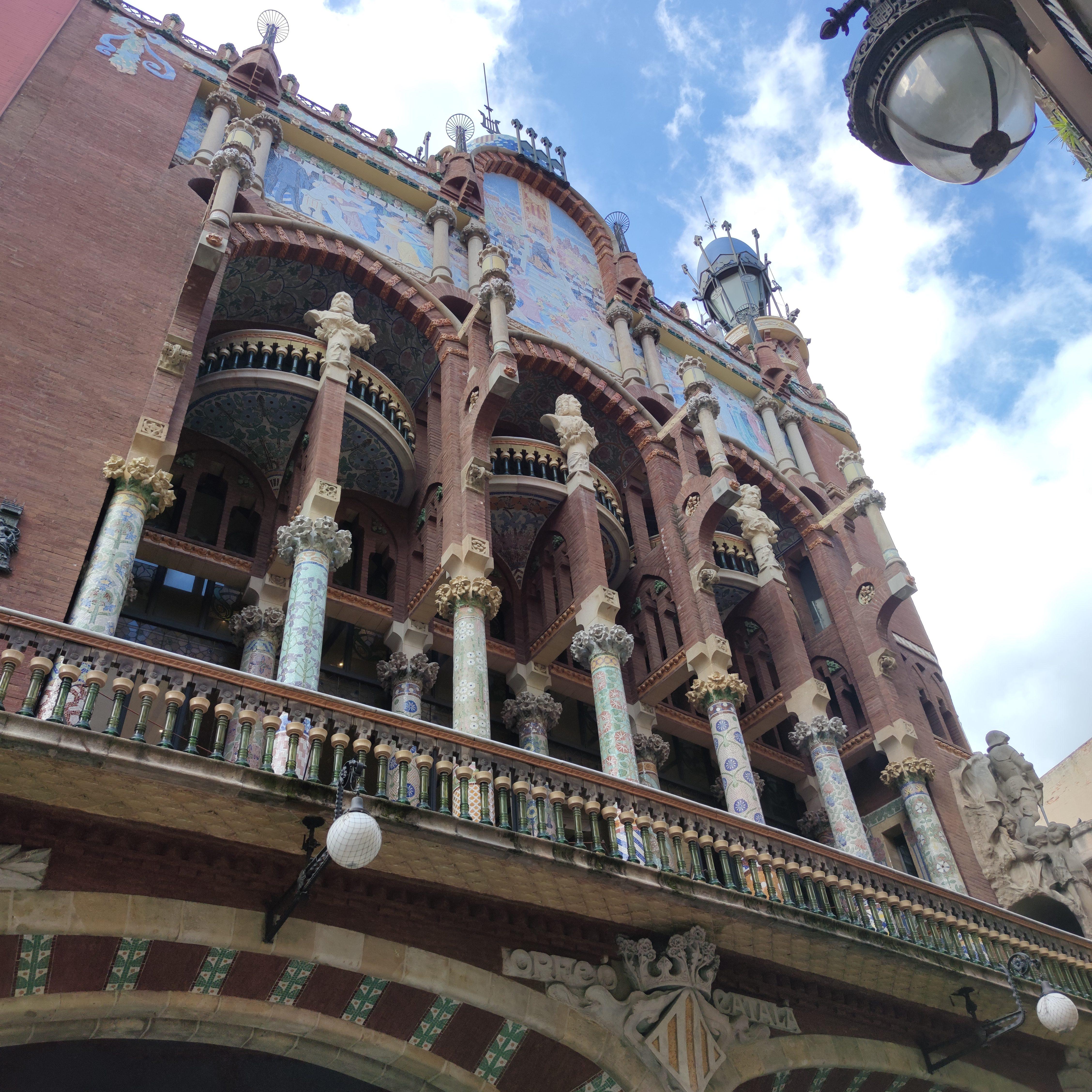 Ruta por el barrio de Sant Pere, Santa Caterina i la Ribera (Barcelona)
